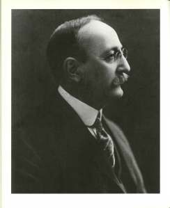 Cass Gilbert from the book Cass Gilbert Life and Work by Barbara S. Christen and Steven Flanders.