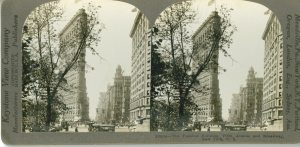 After Roots untimely death Daniel Burnham went on to design one of New York City's most famous Buildings: The Flatiron.