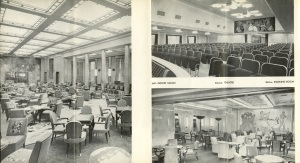 Some interior photos from the brochure.