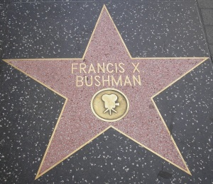 His star is on Vine south of Hollywood Boulevard in front of the W Hotel.