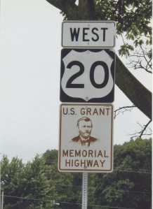 When I was in Illinois I came upon this sign. When I showed this photograph to a co-worker he said,