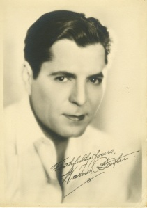I can't remember ever seeing him in a movie or not but he did win an Academy Award in 1928 for In Old Arizona.