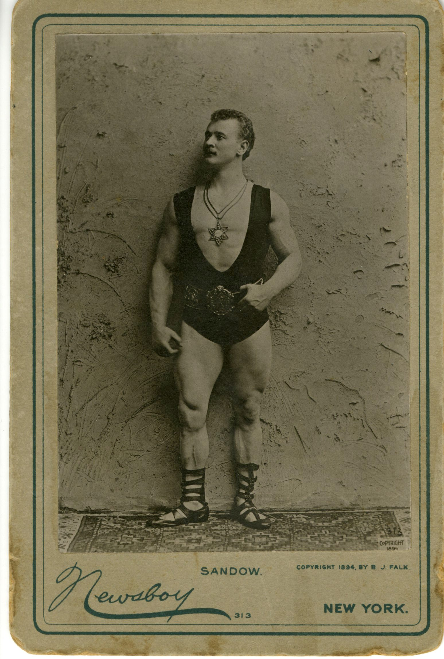 sandow the magnificent Sandow the magnificent : eugen sandow and the beginnings of bodybuilding by chapman, david l and a great selection of similar used, new and collectible books available now at abebookscom.