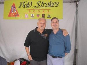 Felice Picano and Eric -Andrew Katz,