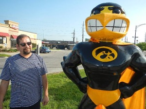 I guess he would be Super-Herky.