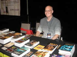 This is Andrew .... He wrote the book The Seventh Plyide.