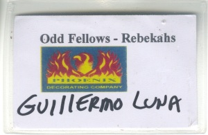 My book, The Odd Fellows, was released on December 16, 2013.