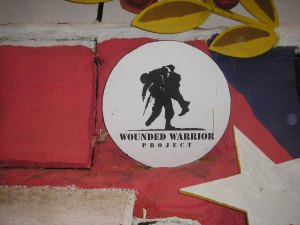 I like this Wounded Warrior symbol.