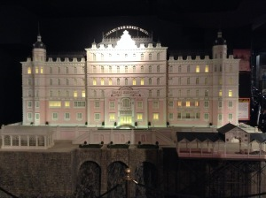 This is a great model for the Grand Budapest Hotel.