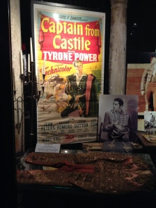 Great Poster and Tyrone Power's outfit.