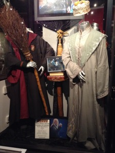Oh, and some Harry Potter costumes.