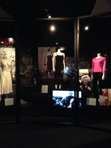 Marilyn's Korea-USO dress.