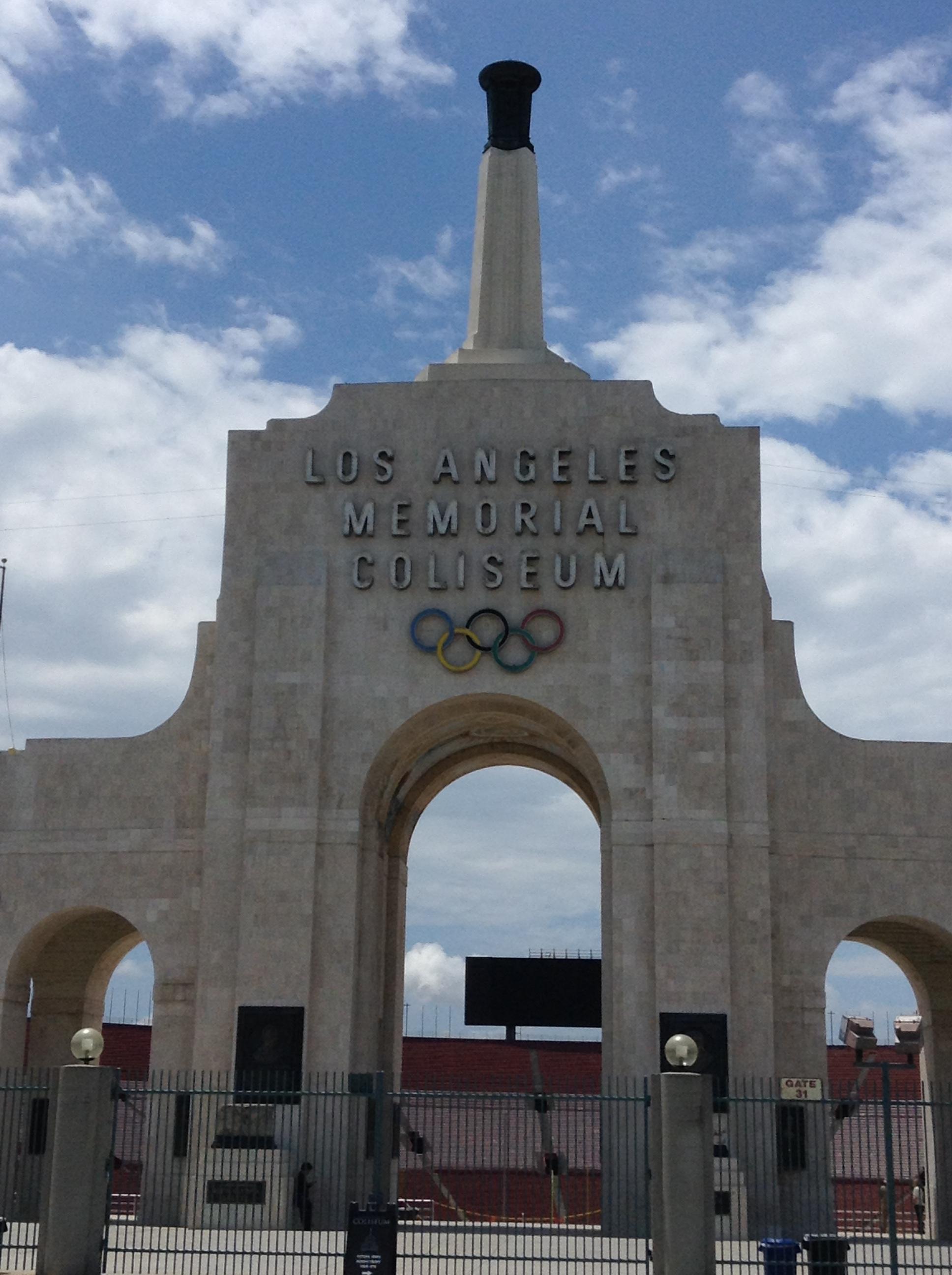 Los Angeles Memorial Coliseum | misterdangerous