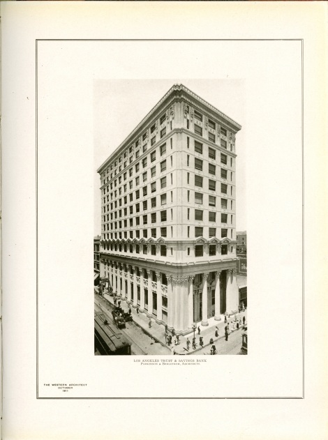 I found this image in a Western Architect from 1911.
