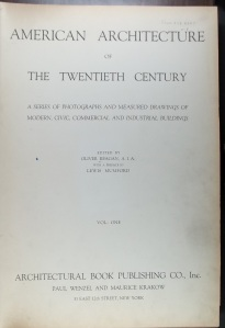 I found some great images of The Metropolitan in this book. It's from 1927. We had it in the bookstacks where I work.