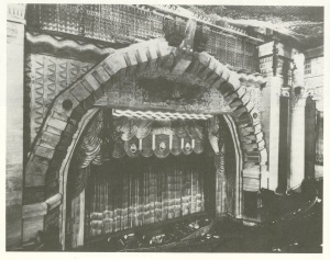 The Metropolitan's proscenium.