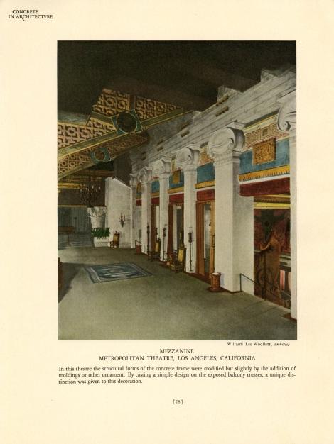 The Mezzanine.