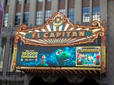 This is a fantastic marquee and I hate to say it but it has to be an improvement on the original.