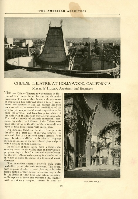 american architect chinese theater page 251