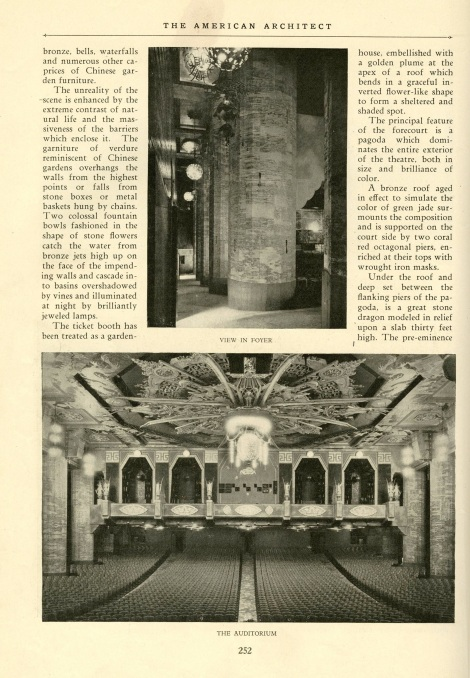 american architect chinese theater page 252