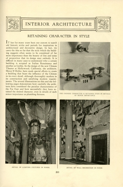 american architect chinese theater page 263