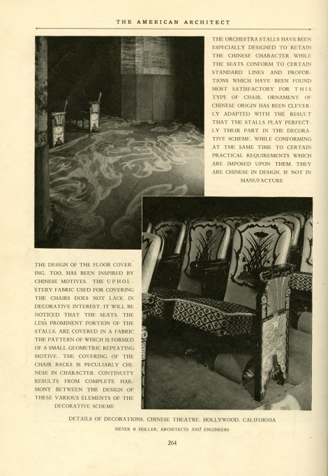 american architect chinese theater page 264