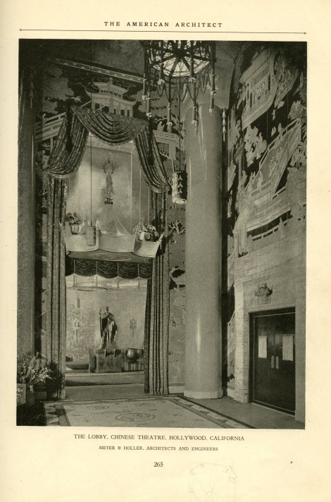 american architect chinsese theater page 265