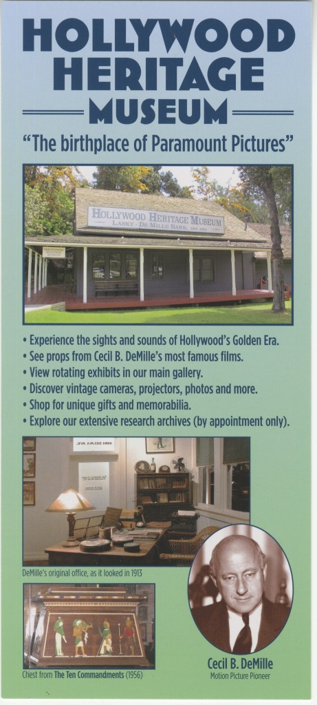 You can see C.B.'s office in this brochure. They had better lighting and a better angle.