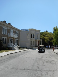 Building used in that show Full House.