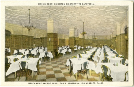 leithton co-operative cafeteria
